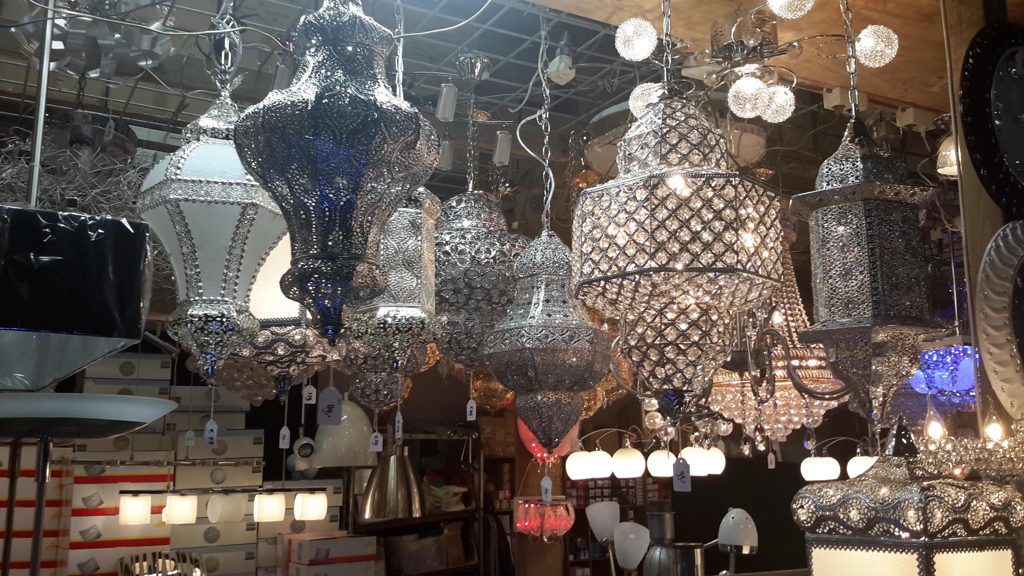 Oosterse Hanglampen - SLS Verlichting