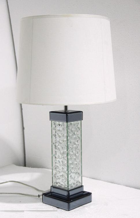 tafellamp spiegel glas 4092 sls verlichting. Black Bedroom Furniture Sets. Home Design Ideas