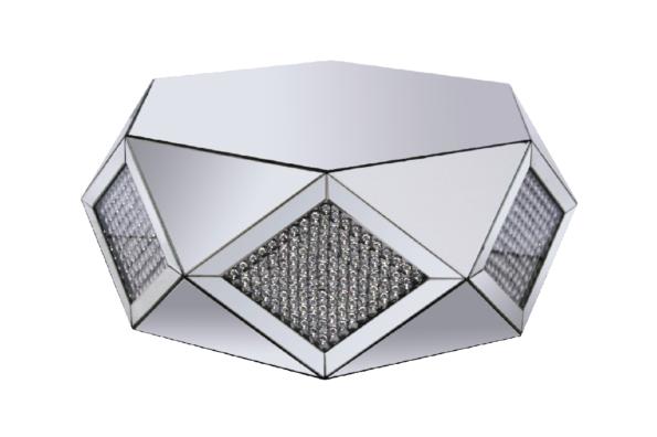 Spiegel salon tafel - SLS Verlichting
